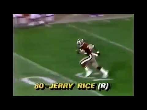 Jerry rice amazing catch