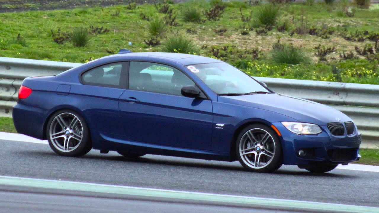 BMW 335is Coupe (2011) - YouTube