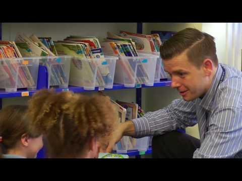Meet the Teachers - Gavin (Primary School Teacher)