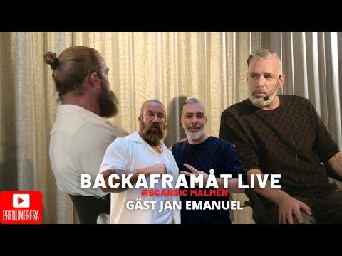 Shan Atci Backaframåt | S05E08 | Gäst Jan Emanuel