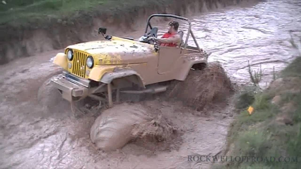 Awesome Jeeps With Big Blocks Youtube