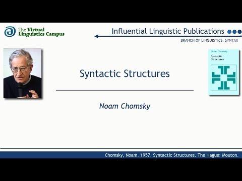 Syntactic Structures ☆ Linguistics Lecture