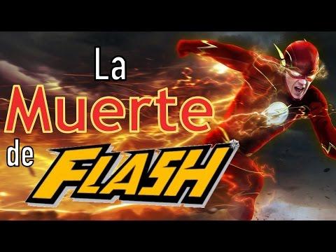 La muerte de FLASH (Barry Allen) | Multiverso Geek