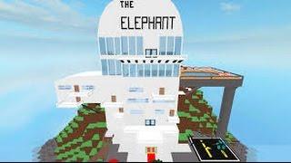 spiecal colab | roblox hotel elephant