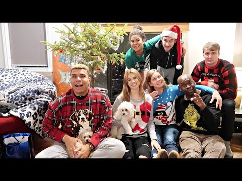 HOW YOUTUBERS CELEBRATE CHRISTMAS DAY: DIY TURKEY HACKS & UGLY CHRISTMAS SWEATERS
