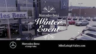 MERCEDES-BENZ OF LEHIGH VALLEY - WINTER EVENT - NOVEMBER 2019