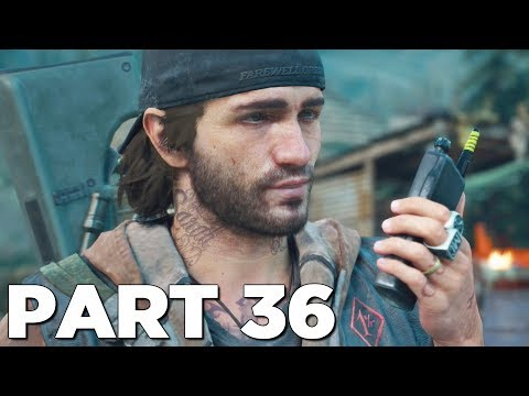 DAYS GONE Walkthrough Gameplay Part 36 - BUNKER (PS4 Pro) thumbnail