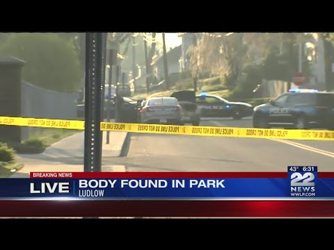 Man found dead at Whitney Park in Ludlow