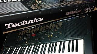 TECHNICS KN 550