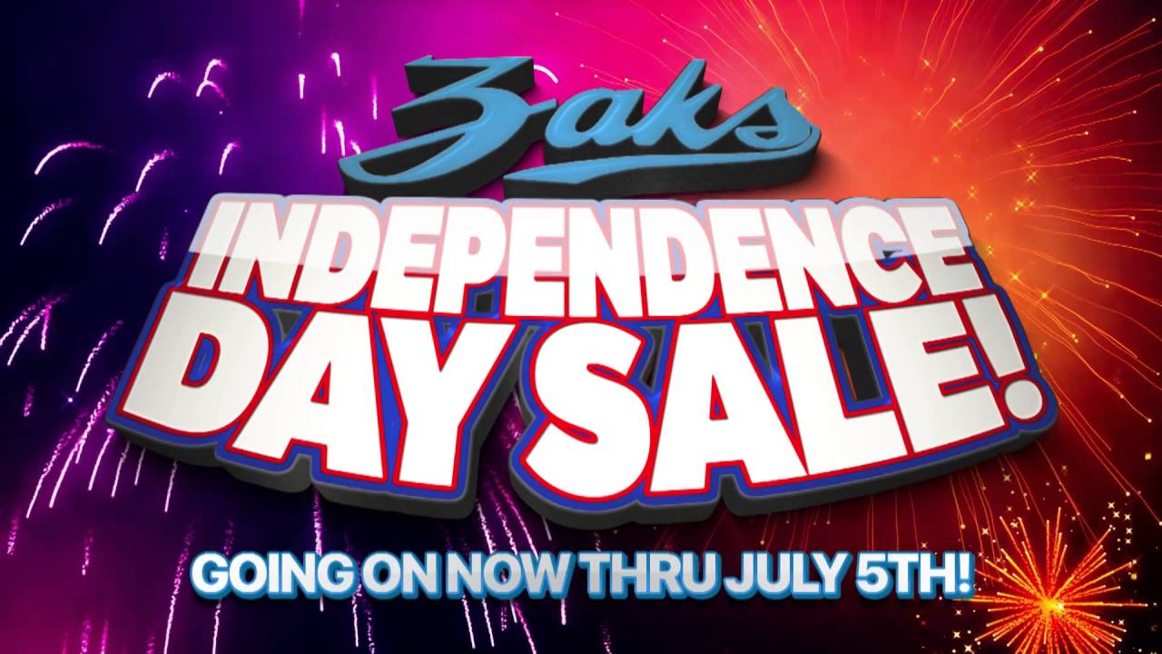 Zaks Furniture Independence Day Sale 2016