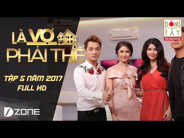 """Là Vợ Phải Thế   Tập 5 Full HD: Đăng Khôi muốn vợ nâng ngực, Thanh Duy ước vợ có vòng 3 """"ngon"""" hơn"""