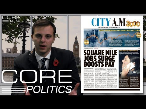 Priti Patel Resigns, Job Surge in City, Southern Rail Agreement - Headline Focus 09.11.17