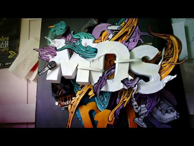 Meeting of Styles France 2013 trailer