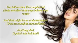 Camila Cabello - Easy Lirik dan Terjemahannya