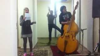 Small Band Saransk — Really don't care (Demi Lovato cover) Try #2