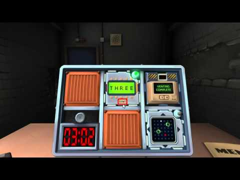 Section 5: Challenging Bombs - Keep Talking and Nobody Explodes!