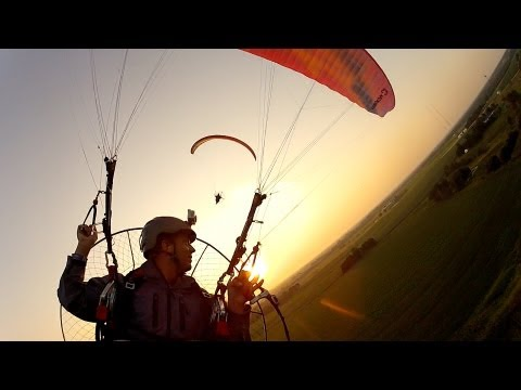 Spotlight: Para-Fest Preview... Paramotor Flying in Illinois