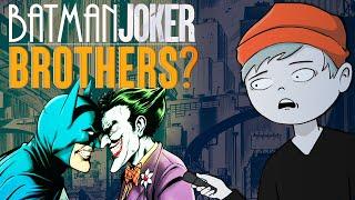 Ein Batman-und Joker Sind Halbbrüder Theorie