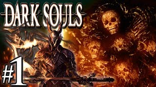 Dark Souls - Sir Deadimus the Knight Adventure Gameplay Walkthrough PART 1 HD Blind PC/PS3/360 Mod