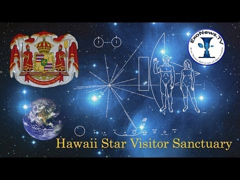 Reinstated Kingdom of Hawaii to create extraterrestrial visitor sanctuary (S02E09)