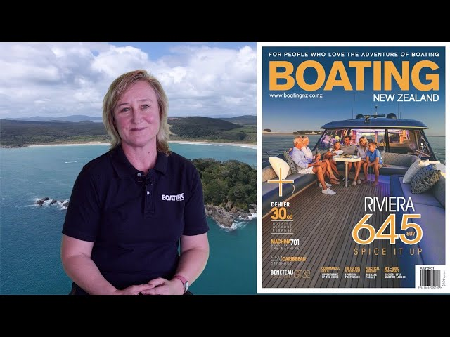 Boating New Zealand On Demand - Episode Two, July