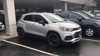 2018 Chevrolet Trax Redline Edition