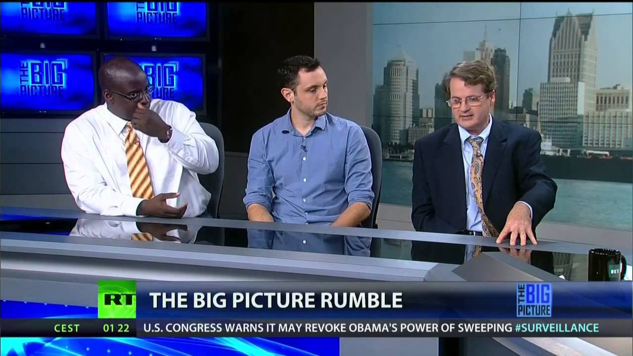 Big Picture Rumble - Does Ken Cucinelli not like oral sex?