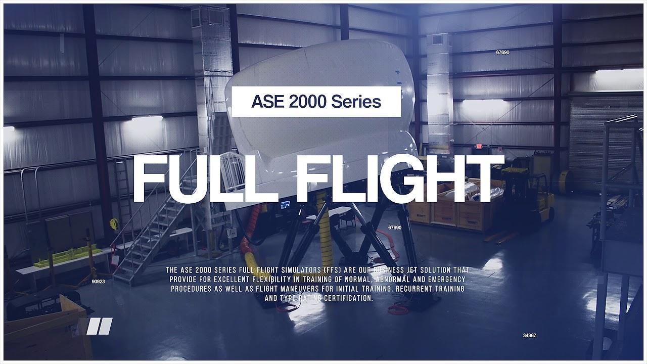 Aeronautical Systems Engineering Training and Simulation