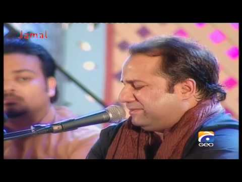 Rahat Fateh Ali Khan - Tumhain Dil'lagi Bhool Jaani Paregi - A Live Concert
