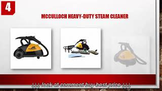 Best 5 Portable Carpet Steam Cleaner Review