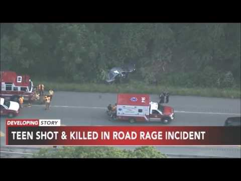 Teen shot in head during deadly road rage incident in Chester Co PA