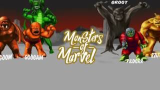 Monsters of Marvel 360 Experience