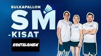 Rantalainen (puolivälierät), Sulkapallon SM-kisat 2019