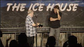 Ice House Owner Bob Fischer Honors Theo Von