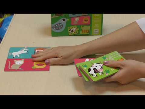 Картотека дидактических игр во второй младшей группе