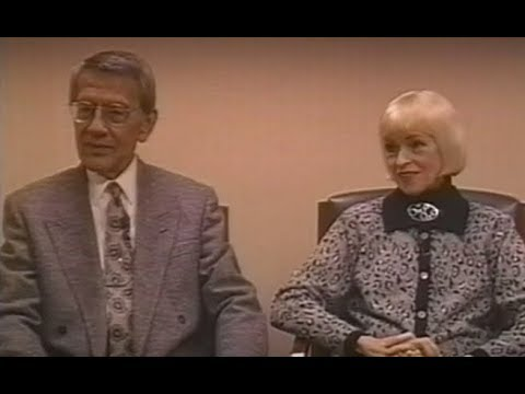 Jackie Cain & Roy Kral Interview by Monk Rowe - 3/22/1998 - NYC
