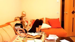 LIFE VLOG: Путёвка в ИСПАНИЮ. Отличный способ делать уроки!