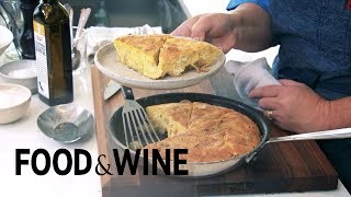 Renee Erickson's Frittata Recipe | Cooking While Traveling | Food & Wine
