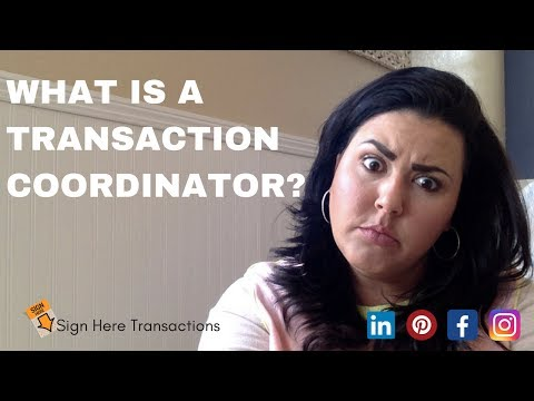 What is a Transaction Coordinator?
