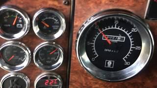 2005 Kenworth W900B Cold Engine Start