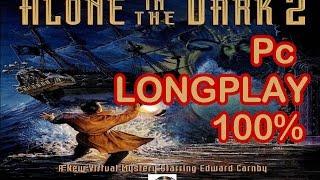 [ ITA ]  Alone In The Dark 2 Pc Longplay 100% [ HD ]