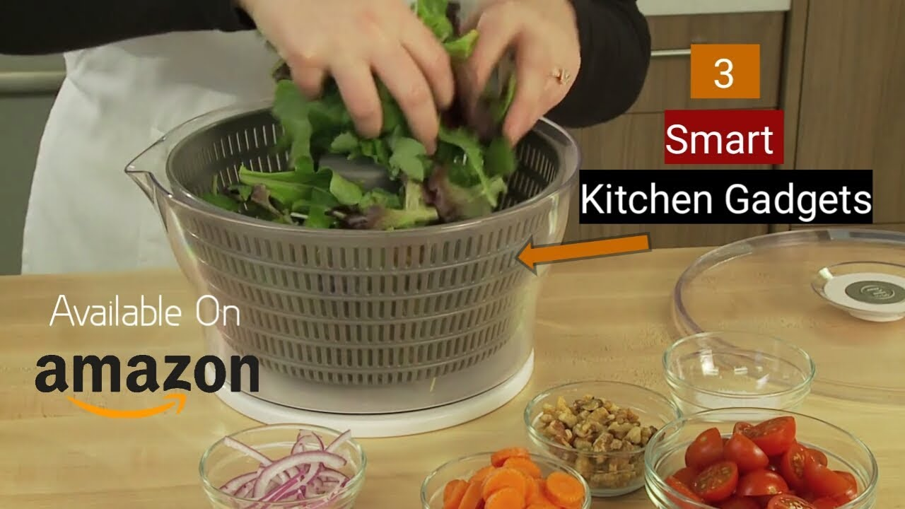 3 Cheap Smart Kitchen Gadgets You can Buy on Amazon