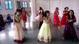 Rangeelo Maro Dholna 2 (Danspire Choreography)