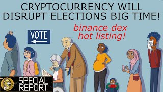 Disrupting Democracy With Crypto! Is Our Voting Future on the Blockchain? Agora