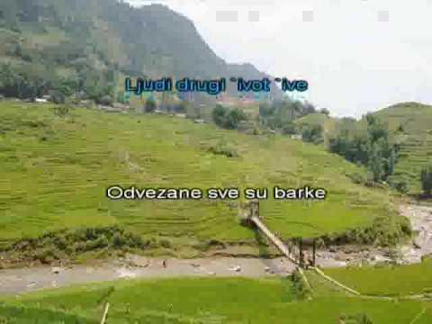 Dalmacija u mom oku   Miso Kovac [karaoke]
