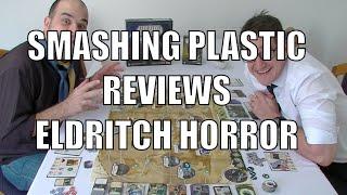 Smashing Plastic reviews Eldrich Horror