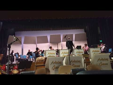 Charleston Harbor Celebration - Ardsley High School Wind Ensemble