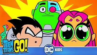 Teen Titans Go! en Español | Malos Consejos