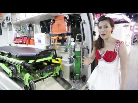 รถพยาบาล กู้ภัย-ฉุกเฉิน ABL-VAN