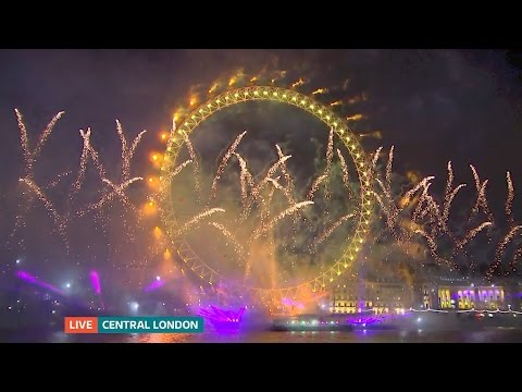 [HD] ITV News: New Year Bulletin 2016/2017